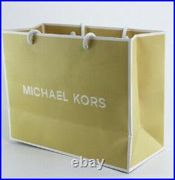 100 Medium Michael Kors Hard Paper Store Shopping Gift Bag/tote For Purse/shoes