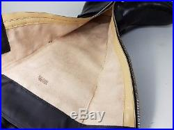 $299 size 11 Michael Kors Fulton Harness Black Leather Knee High Riding Boots
