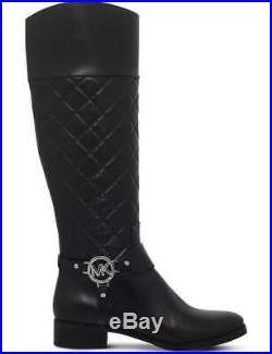 BNIB Michael Kors Skye Boots Black Size 40.5 and 7.5UK RRP £399