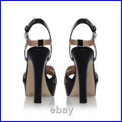 BNWT MICHAEL KORS CATALINA SANDALS Shoes Size 8/41 UK RRP £145