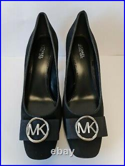 MICHAEL KORS Marsha Flex Pump. Shoes(Black)With Logo. Size 5(38). RRP£160