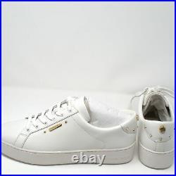 MICHAEL KORS Sneakers Poppy Lace Up 43T9POFS2L Optic White UK8 EU42 US9