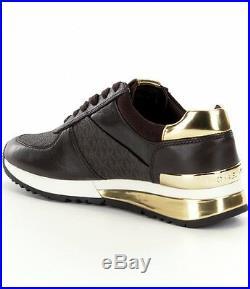 MICHAEL MICHAEL KORS Allie Wrap Sneakers Trainer Sport Gym Designer Shoes NWB