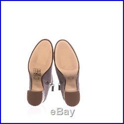MICHAEL Michael Kors Arabella Studded Heel Ankle Boots 164, Pearl Grey, 6 US