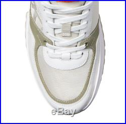 MICHAEL Michael Kors Ballard Trainer Wedge Sneakers Women's Casual Shoes Cream