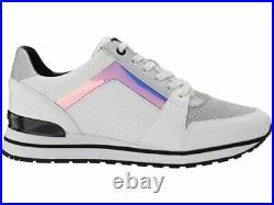 MICHAEL Michael Kors Billie Trainer Wedge Sneakers Women's Casual Shoes Sz. 10M