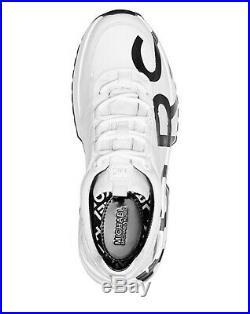 MICHAEL Michael Kors Cosmo Trainer Sneakers, Optic White/Black, Sz 7.5M