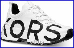 MICHAEL Michael Kors Cosmo Trainer Wedge Sneakers Women's Casual Shoes White