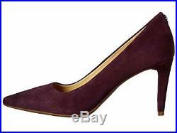 MICHAEL Michael Kors Dorothy Flex Pump Oxblood Shoes Size 5.5