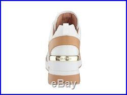 MICHAEL Michael Kors Georgie Trainer Wedge Sneakers Women's Casual Shoes Gold