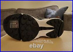 MICHAEL Michael Kors Hero Trainer Wedge Sneakers Women's Casual Shoes US5.5