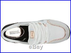 MICHAEL Michael Kors Liv Trainer Extreme Wedge Sneakers Women's Casual Shoes