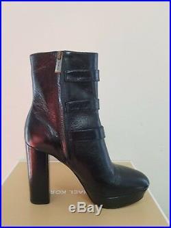 MICHAEL Michael Kors Maisie Platform Ankle Boot Size 8 NIB