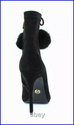 MICHAEL Michael Kors Remi Booties Black 8 M