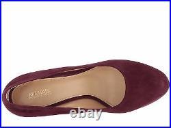 MICHAEL Michael Kors Sabrina Pump Shoes Plum Size 10