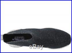 MICHAEL Michael Kors Skyler Wedge Booties Women's Ankle Boots Winter Pull On
