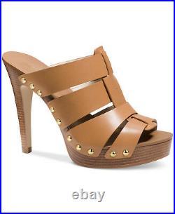 MICHAEL Michael Kors Somerly Platform Mules Sandals