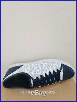 MICHAEL Michael Kors Women's City Sneaker MK Signature Size 9.5 NIB