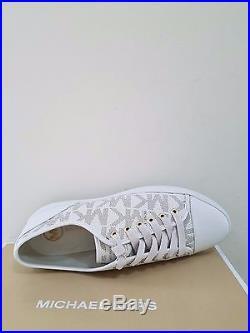 MICHAEL Michael Kors Women's City Sneaker MK Signature Size 9 NIB