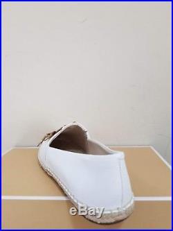 MICHAEL Michael Kors Women's Lola Espadrille Flats Size 7 NIB