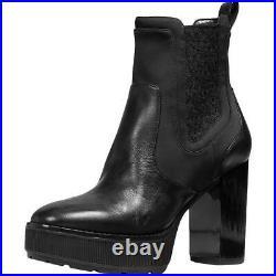 MICHAEL Michael Kors Womens Cramer Leather Dressy Chelsea Boots Shoes BHFO 0389
