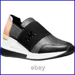 MICHAEL Michael Kors Womens Felix Trainer Fashion Sneakers Shoes BHFO 8983