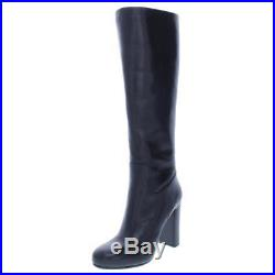 MICHAEL Michael Kors Womens Janice Black Knee-High Boots 11 Medium (B, M) 2290