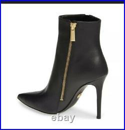 MICHAEL Michael Kors Womens Keke Black Booties Shoes 6 Medium (B, M) BHFO 9722