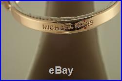MICHAEL by Michael Kors MK 40S5KTMS1E KRISTEN MID SANDAL OPTIC WHITE SIZE. 7.5
