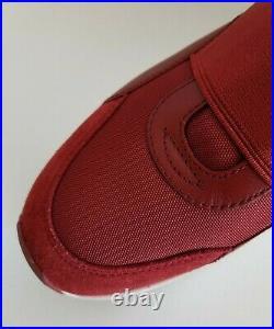 Michael KORS COSMO BRANDY MK LOGO ELASTIC STRAP SLIP ON Sneakers 9 I LOVE SHOES