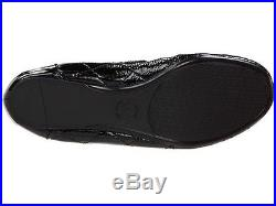 Michael KORS FULTON CLASSIC QUILTED MK LOGO SEXY BALLERINA FLATS I LOVE SHOES