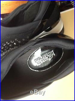 Michael Kors $175 Sneakers Wedge 9 Embellished Shoes Studs Trainer Mesh NWB