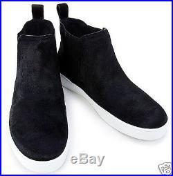 Michael Kors Boots KEATON BOOTIE Chelsea Boot Hair Calf Schwarz Gr. 37,5 Neu