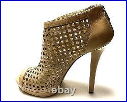 Michael Kors Brown Ultra High Heel Shoes Women's Size 10M (W-34)