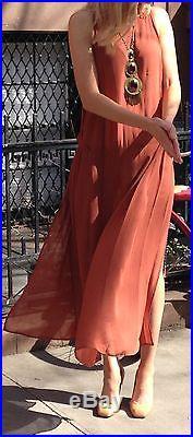 Michael Kors Collection Beige Nude Leather Pumps sz 8 $595