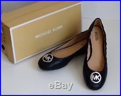 Michael Kors Damenschuhe Ballerinas Neu mit Karton black Größe 38