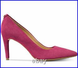 Michael Kors Dorothy Lacquer Pink Flex Pump Shoes Size 9.5
