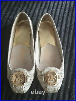 Michael Kors Flat Shoes Will Fit A Size 4 To 4.5