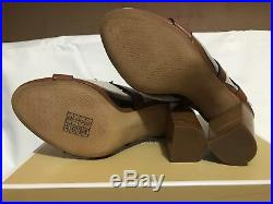 Michael Kors Flower Design Shoes Sandals Size 8 M NIB