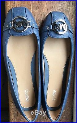 Michael Kors Fulton Ballerina Uk 8.5 /eu 42.5 /us11m (bnib)