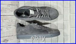 Michael Kors Jake Gray Suede Shoes Casual Fashion Sneakers Lace Up MENS SIZE 9