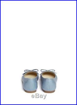 Michael Kors Kiera Ballet Surf Womens Shoes Bow Logo Slip On Multi Sizes