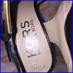 Michael Kors Kimber Platform Shoe Sz 7.5