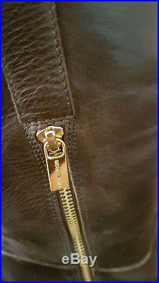 Michael Kors Knee High Boots Brown Size UK 8 EU 41 US 10
