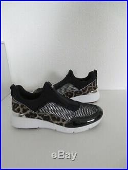 Michael Kors MK ACE Sneaker Gr. 38 US 7,5 Black Schwarz Sneakers Schuhe