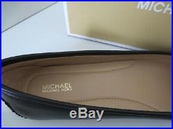 Michael Kors MK Fulton MOC Ballerinas Black Gr. 40 Schwarz Schuhe Ballerina neu