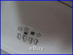 Michael Kors MK Sneaker Gr. 40,5 US 9,5 Leder weiß Sneakers Schuhe mit Karton