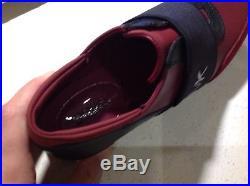 Michael Kors MK Trainer Wine Colour Ladies UK Size 6 / EU 39