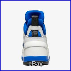 Michael Kors MK Women's Olympia Trainer Scuba Dad Sneaker Shoes GRECIAN BLUE