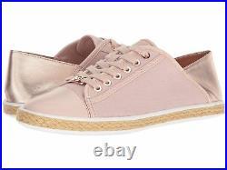 Michael Kors MK Women's Premium Kristy Slide Fashion Sneakers Shoes Soft Pink